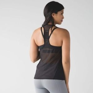 Lululemon Sunshine Salutation Tank